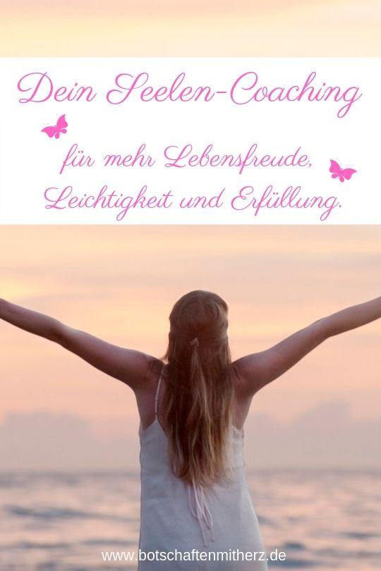 Spirituelles Seelen Coaching Lebensfreude Erfuellung