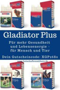Gladiator Plus Tiere Gesundheit Lebensenergie